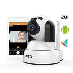 wireless baby monitor security