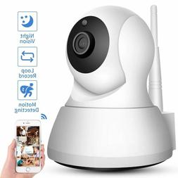 Wireless Cam 1080P 720P Night Vision Baby Monitor Surveillan