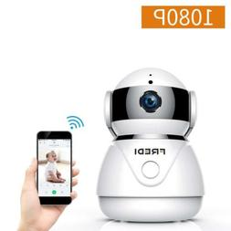 FREDI Wireless Camera Baby Monitor 1080P HD WiFi Security 2.