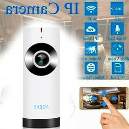 Wireless HD 720P Baby Pet Monitor Network Security IP Camera