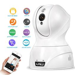 LIFU Wireless IP Camera, 1080P Home Security Surveillance Ca