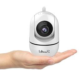 Wireless IP Home Camera, Toobe 720P HD WiFi Wireless Securit