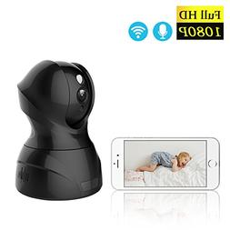 Wireless IP Camera 1080P HD INKERSCOOP Security Camera WiFi