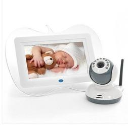 Wireless Video 2.4ghz Wireless Baby Monitor with Infrared Ni