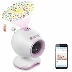Wireless Video Baby Monitor Nanny Camera with 2 Way Audio &