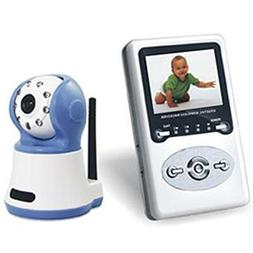 ZTHY 2.4 inch Color Video digital Wireless Baby Monitor Secu