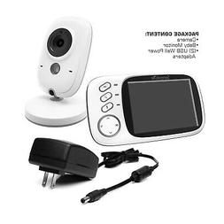 SereneLife Wireless Baby Monitor System Camera & Portable Ch