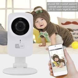 Wireless Network Wifi Security Camera Indoor Baby Monitor Vi