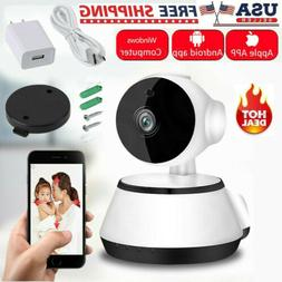 Wireless Pan Tilt Security 720P Network CCTV IP Camera Night
