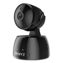 Wireless Security Camera, Sywan 1080P HD WiFi Camera Support