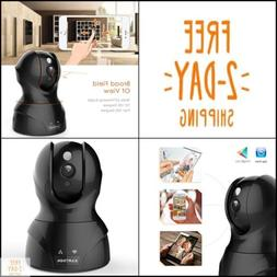 Wireless Security Camera KAMTRON HD WiFi Security Surveillan