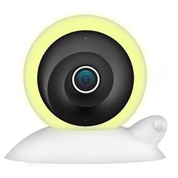 WiFi Home Security Camera,WOMO 960P 360° Wireless Baby Moni