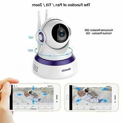 Baby Monitor Wireless Camera WiFi Camera Home Security Surve