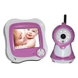 ZTHY 3.5 Inch digital Video Baby Monitor with Wireless Secur