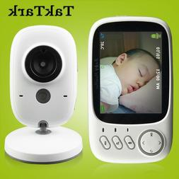 Wireless Video Color Baby Monitor High Resolution Baby Nanny