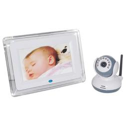 """Walsoon 7"""" LCD Screen 2.4G Digital Video wireless Voice Cont"""