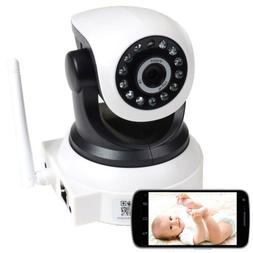 Baby Monitor Wireless IP Wifi Security Camera Smartphone Aud
