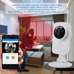 720P Wireless Wifi Security Camera Indoor Baby Monitor Video